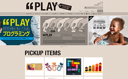 PLAY百貨店|PLAY Department Store 様