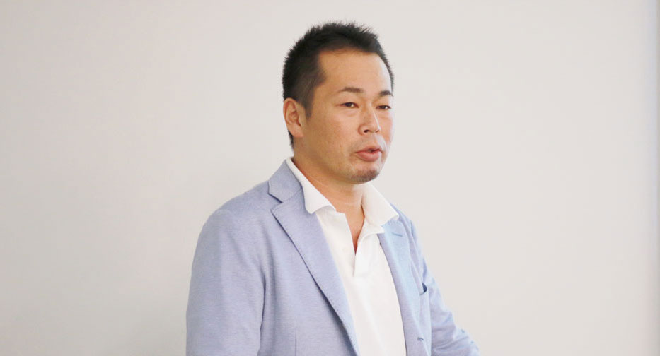 株式会社KaizenPlatform Executive Officer 栄井 徹 氏