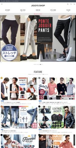 お兄系・メンズエッグ・メンズファッション通販【JIGGYS SHOP公式】