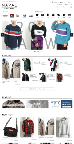 NAVAL(ナバル) Online Store